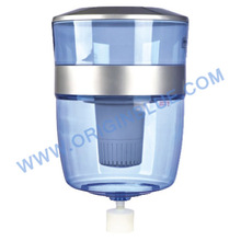 16L water dispenser drinking bottle with carbon filter