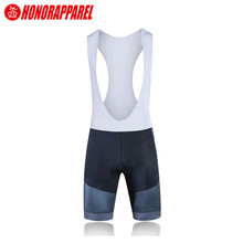 Long Travel Padding Custom Cycling Bibshorts+Custom Made Cycling Bib Pants+Men'S Padded Cycling Bib Shorts
