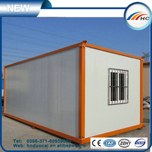 waterproof tiny steel prefab house low cost living prefabricated container house
