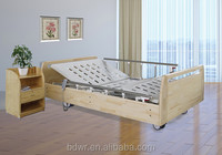 Modern Design bed electric/hospital three-function electric bed for home care