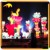 KANO9291 China Animal Lantern Sculpture Decoration For Show