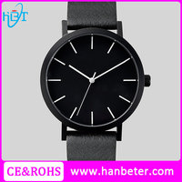 Latest design blank dial custom logo cheap watches in bulk watch with japan movt