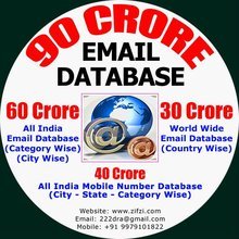 Delhi NCR mobile database