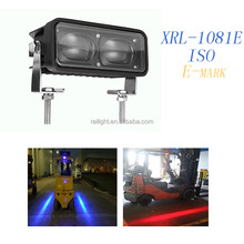 LED Red Stripe Zone Light For Forklift,Blue Safety Forklift Warning light,12v Tail Stop Light