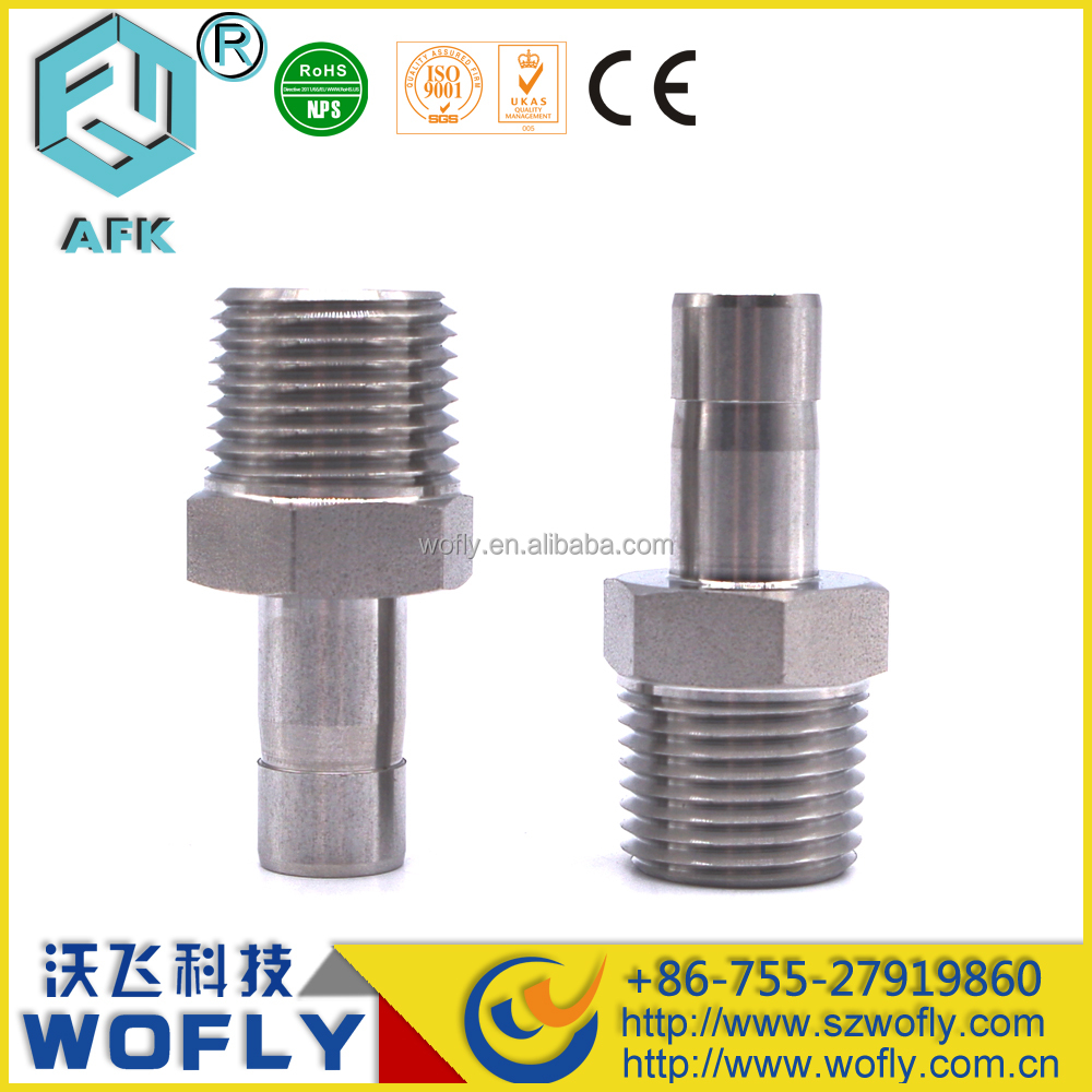 Good quality Stainless steel 316 tube turns pipe fittings