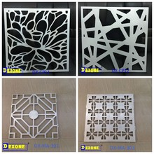 Cladding carved panel&fence &metal sheet