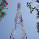 Direct From Factory 60m 4-Leg Steel Lattice Telecom Tower