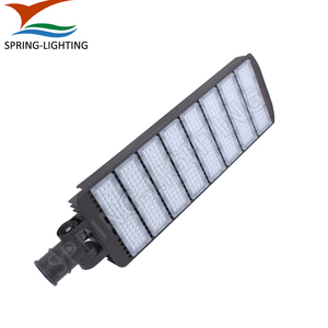 UL 400w outdoor LED parking area light crossway LED high pole light