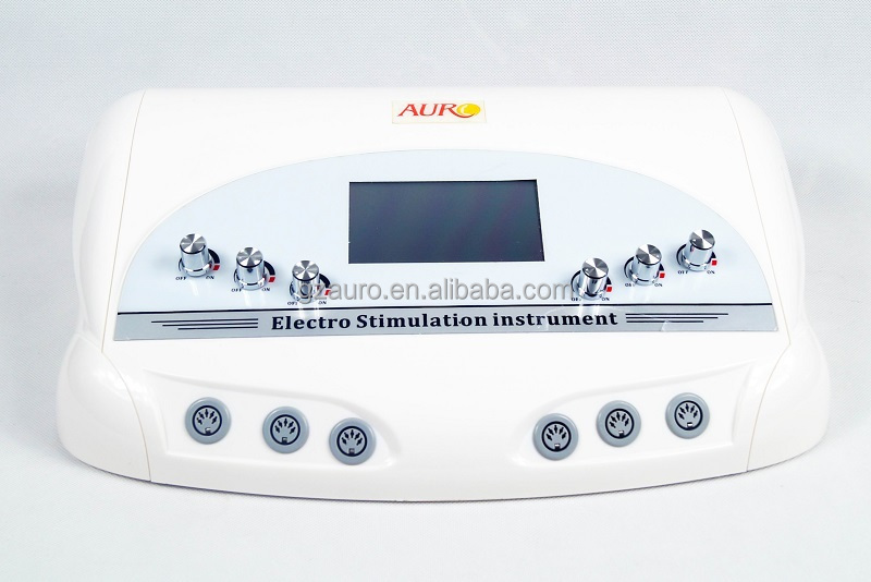 (Au-6804B) Lymph detox Electro Muscle Stimulator equipment on sale