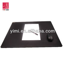 PU leather desk pad in elegant design