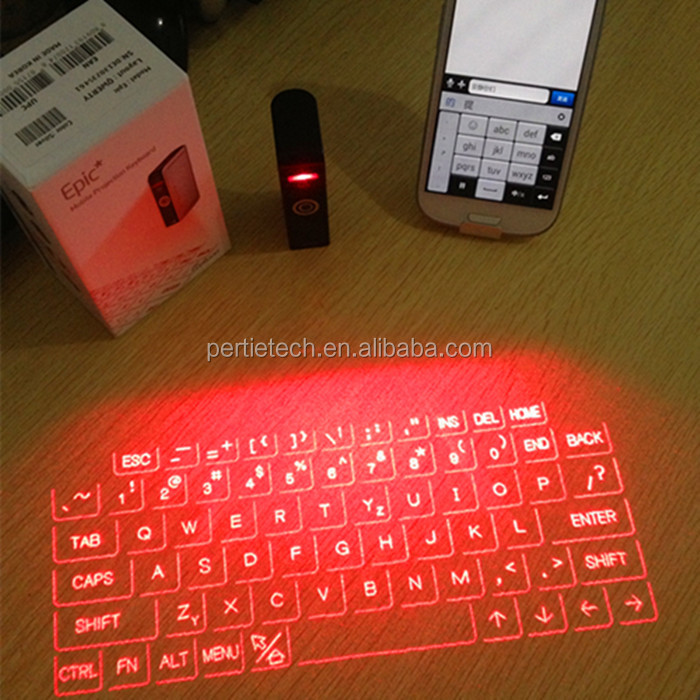 small computer keyboard cleaning brush chargeable virtual projection keyboard