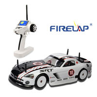 RC Flat Run Car 1/10th Scale TOP Brushless Imitation Brand-name Models