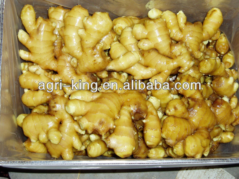 China Air Dried Ginger Price