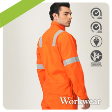 OEM cheap price nomex flame retartdant pilot coverall cotton workwear coverall