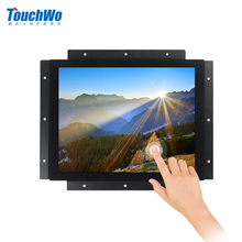 New arrival Interactive capacitive 10 points 12.1, 13.3, 15, 17 inch touchscreen monitor
