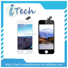 Alibaba for iPhone 5G LCD Screen Touch Screen Complete Black Color