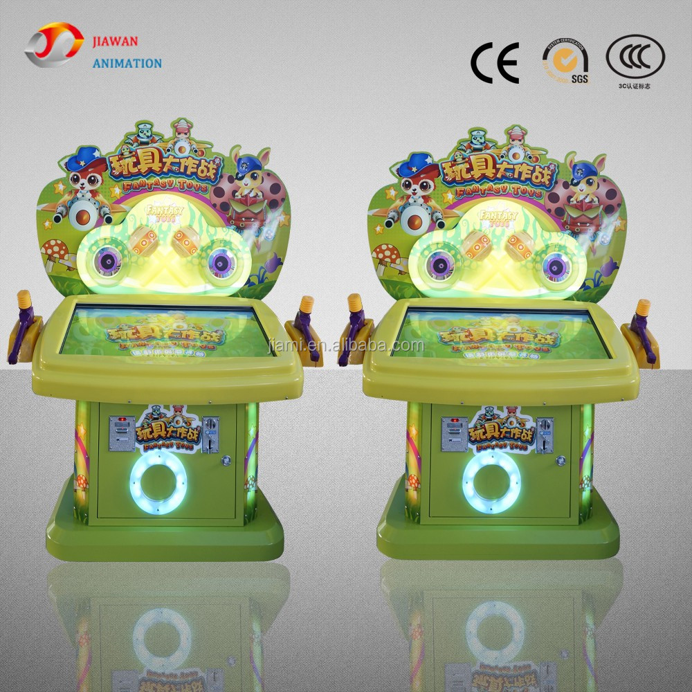 Indoor Entertainment Kids Tickets Hit Hammer Redemption Machine Vedio game machine
