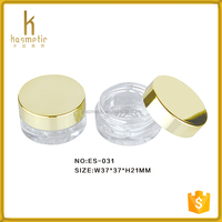 Empty Cosmetic container Eyeshadow Palette Plastic Packaging