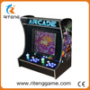 2016 New arcade 19 inch LCD 520 in 1 bartop cocktail jamma video game machine for sales