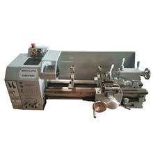 gear head turno D280x700G cheap hobby bench lathe machine price with CE