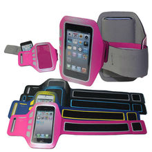 Waterproof neoprene Sports armband for iphone 5