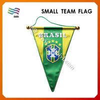 2014 series of Brazil world cup promotional flags