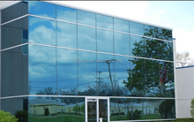 Best selling aluminum facade,aluminum glass curtain wall for wall decoration