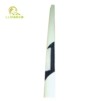 Anti-uv materials sturdy outdoor traffic safety plastic road delineator