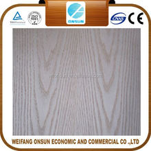 low price stable quality rotary cut red oak plywood for decoration