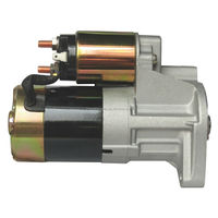 Good-quality rebuilt auto starter motor for Nissan Pickup OEM: 23300-K9160 Lester: 17437 Engine: NA20