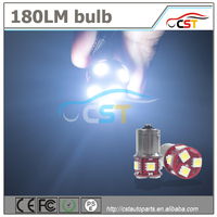 2016 New Arrival canbus led light s25/1156/1157 5050 8SMD car parts accessories led light bulb