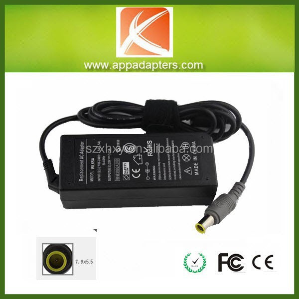 power supply for LENOVO 20V 3.25A 7.9*5.5 ac power supply