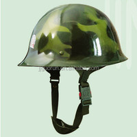 The Steel Military Helmet