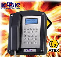 Industrial Telephone KNEX1 Explosion Proof Telephone Made In China