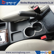 Exterior/interior Accessories HOT SELL! luxury-equiped/low equiped Car cup holder cover For Mitsubishi For Pajero Sport 2013