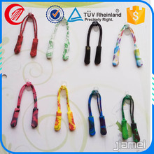 eco-friendly garment nylon zipper puller tab