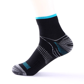 2018 Amazon Hot New Plantar Fasciitis Comopression Breathable Tube Socks for Foot Fascia and Spurs Arch Pain