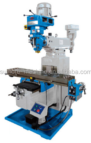 China surface milling machine SP2242 milling machine power feed for sale