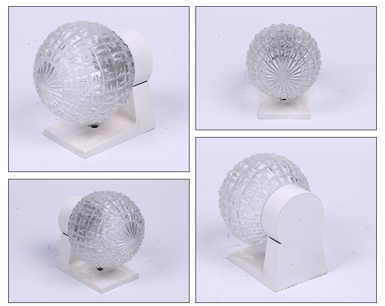 white round wholesale led wall light manufacture Outdoor Lighting