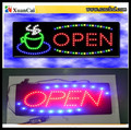 Flowery,Acrylic,Fashionable,Led open sign/display/billboard