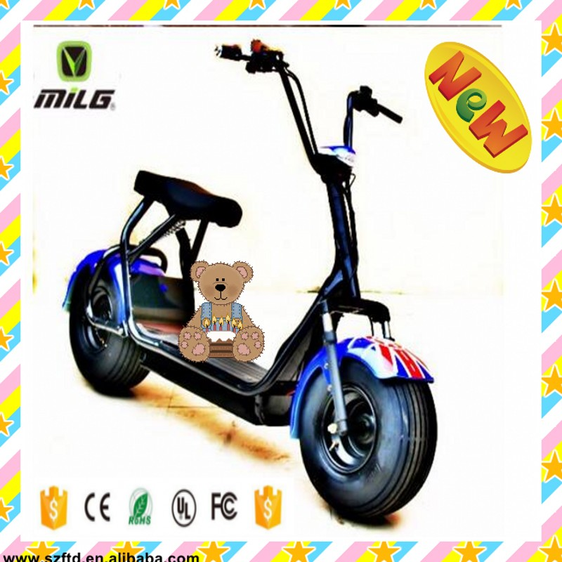 High quality 80km range New model electrical vehicles self balancing 2 wheel electric scooter biyond