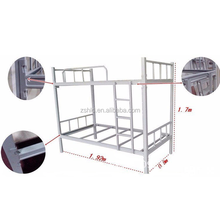 Hospital Stainless durable selective steel metal bed frame