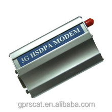 industrail serial port 3G hsdpa modem with sim5215 module supporting 850/900/1800/1900/2100mhz