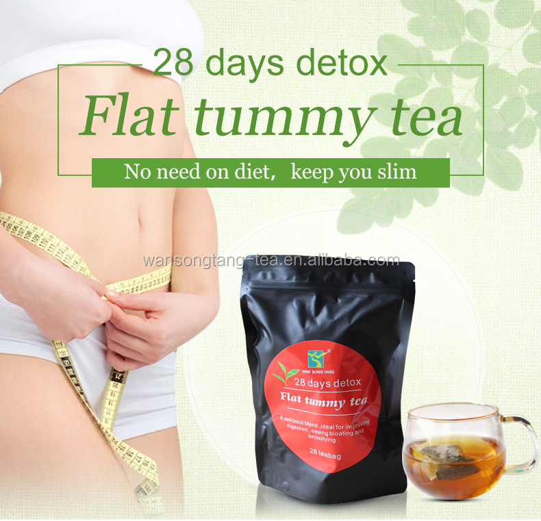 Customized Service 28 Day Organic Detox slimming <strong>tea</strong> Flat Tummy <strong>Tea</strong> With your Private Label