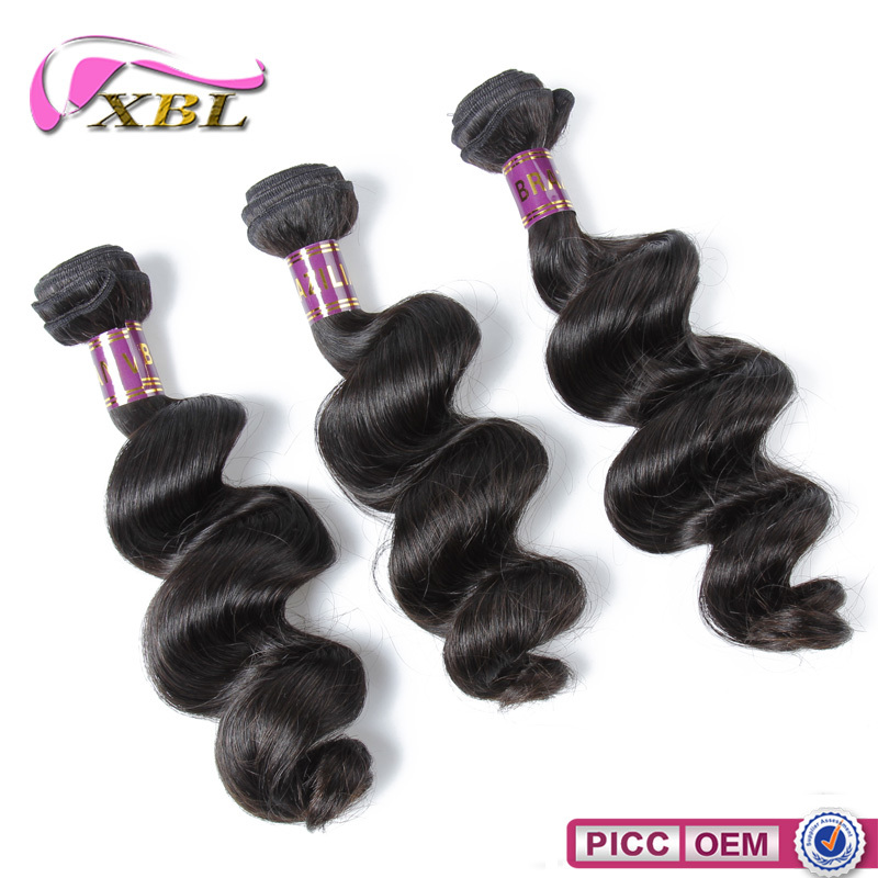 New Arrival Unprocessed Human Hair Extensions For Very Short Hair