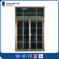 ROGENILAN 76 series cheap price window types window grill design india