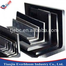 mild steel angle bar / angle bar steel / tensile strength of steel angle bar