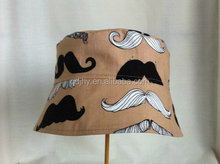 free pattern children bucket hat sublimation folding bucket hat
