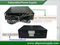 variable power 50v switching power supply for communication