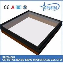 Tested Large Supplier Reflective Low-e Car Window Glass